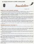 Alumni Association Newsletter: September 1966 by La Salle University