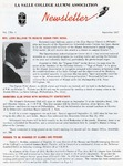 Alumni Association Newsletter: September 1967