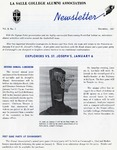 Alumni Association Newsletter: December 1967 by La Salle University
