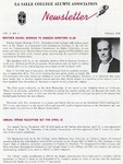 Alumni Association Newsletter: February 1968 by La Salle University
