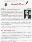 Alumni Association Newsletter: February 1968 by La Salle University