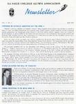 Alumni Association Newsletter: April 1968