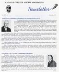 Alumni Association Newsletter: September 1968