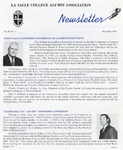 Alumni Association Newsletter: September 1968 by La Salle University