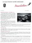 Alumni Association Newsletter: November 1968
