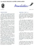 Alumni Association Newsletter: February 1969 by La Salle University