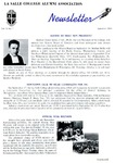 Alumni Association Newsletter: September 1969 by La Salle University