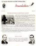 Alumni Association Newsletter: April 1970 by La Salle University