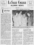 Alumni News: April 1947 by La Salle University