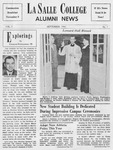 Alumni News: September 1947 by La Salle University