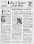 Alumni News: November 1947 by La Salle University
