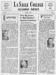 Alumni News: April 1948 by La Salle University