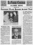 Alumni News: March 1949 by La Salle University