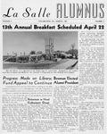 Alumnus: March 1951
