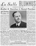 Alumnus: June July 1952