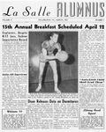 Alumnus: March 1953