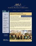 ARC Newsletter Volume 1, Issue 3