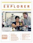 Arts and Sciences Explorer 2011