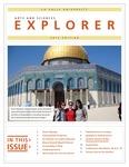 Arts and Sciences Explorer 2012