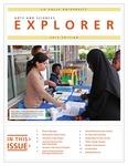 Arts and Sciences Explorer 2013