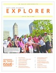 Arts and Sciences Explorer 2014 by La Salle University