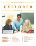 Arts and Sciences Explorer 2015 by La Salle University