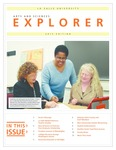 Arts and Sciences Explorer 2015