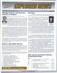 Explorer News April 2001