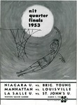 The 16th Annual National Invitation Tournament Quarter Finals, 1953