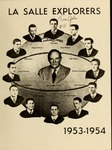 La Salle Explorers 1953-1954