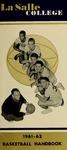 La Salle College Basketball Handbook 1961-62