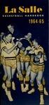 La Salle Basketball Handbook 1964-65