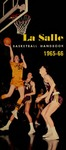 La Salle Basketball Handbook 1965-66