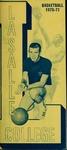 La Salle College Basketball Handbook 1970-1971