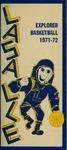 La Salle College Basketball Handbook 1971-1972