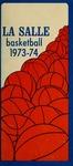 La Salle College Basketball Handbook 1973-1974