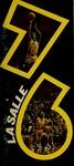 La Salle College Basketball Handbook 1975-1976