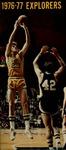 La Salle College Basketball Handbook 1976-1977
