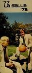 La Salle College Basketball Handbook 1977-1978