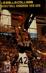 La Salle College Basketball Handbook 1978-1979