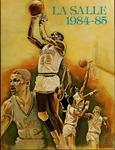 La Salle University Basketball 1984-1985