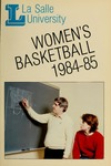 La Salle University Women's Basketball 1984-85