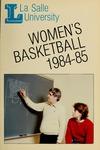 La Salle University Women's Basketball 1984-85