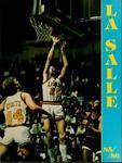 La Salle University Basketball 1985-1986