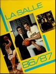 La Salle University Basketball 1986-1987