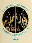 La Salle University Women's Basketball 1988-89