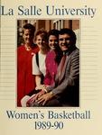 La Salle University Women's Basketball 1989-90