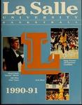 La Salle University Basketball 1990-91