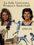 La Salle University Women's Basketball 1990-91
