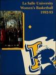 La Salle University Women's Basketball 1992-93